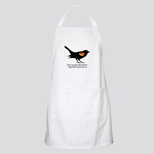 red-winged blackbird Apron