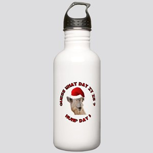 Guess What Day it Is Hump Day Camel Water Bottle