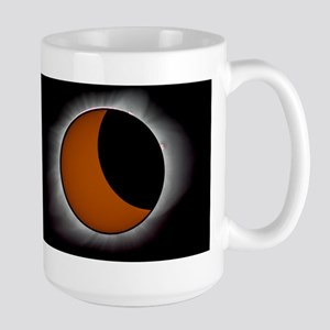 2017 Eclipse Apparent Diameters Mugs