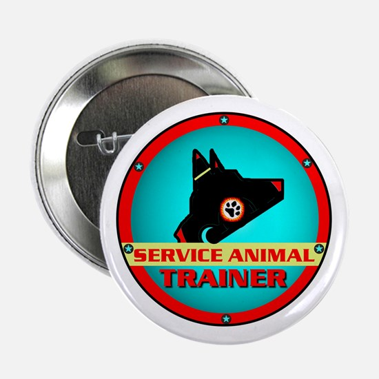 Service Animal Trainer, Button