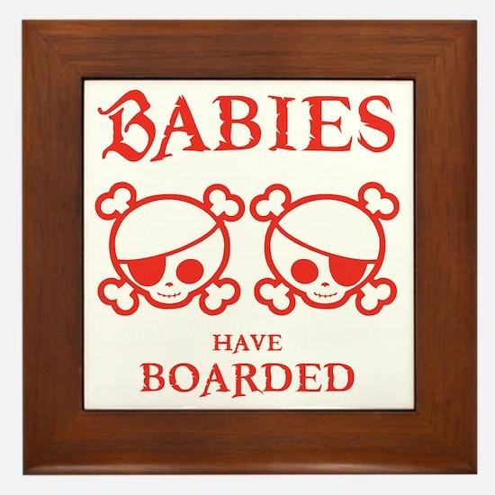 twins-boarded-T Framed Tile