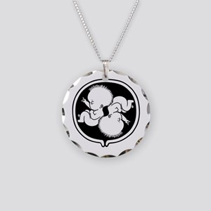 womb-punk2-T Necklace Circle Charm