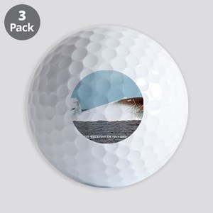 birmingham calendar Golf Balls