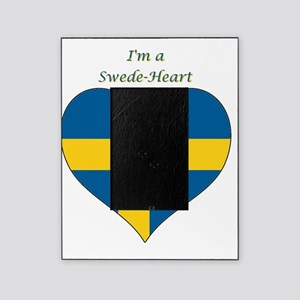 SwedeHeart-sq Picture Frame