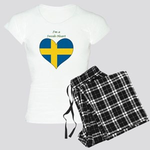 SwedeHeart-sq Women's Light Pajamas