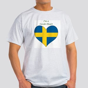 SwedeHeart-sq Light T-Shirt