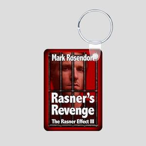 Rasners Revenge greeting c Aluminum Photo Keychain