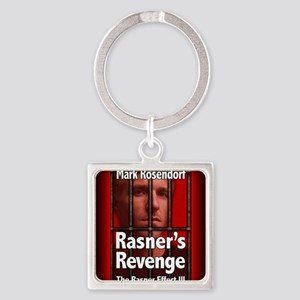 Rasners Revenge mouse pad Square Keychain