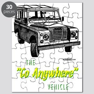 land-rover-series-go-anywhere Puzzle