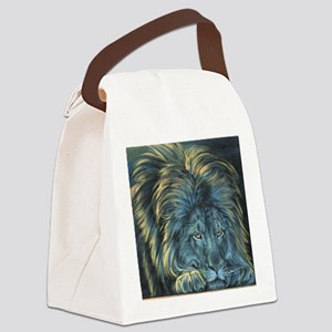 The Temple Canvas Lunch Bag