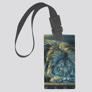 The Temple Large Luggage Tag