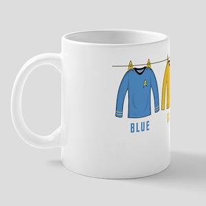 trekshirtsnew2D Mug