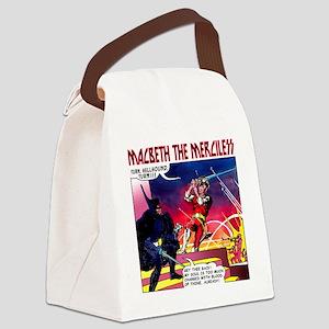 Macbeth_3 Canvas Lunch Bag
