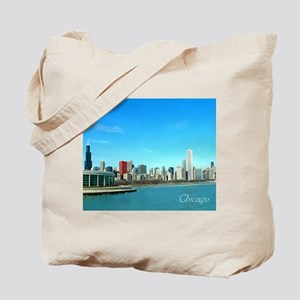 Chicago By the Museums5Tote Bag