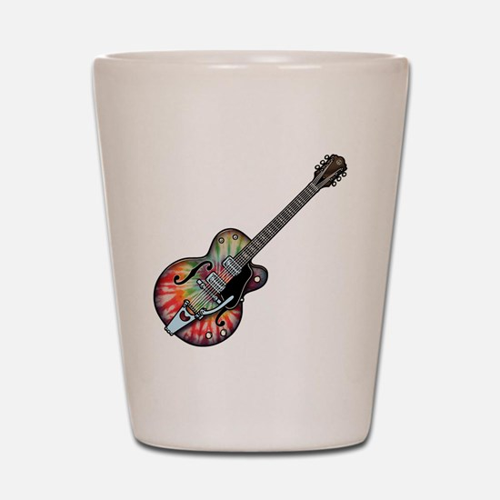 guitar-col-T Shot Glass