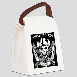 Deployment logo final Canvas Lunch Bag