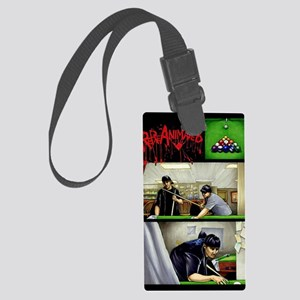 rere11 Large Luggage Tag