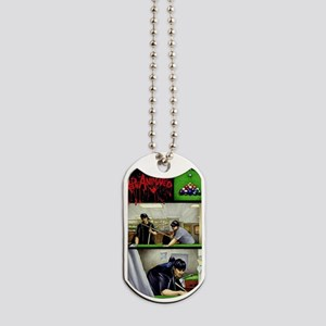 rere11 Dog Tags