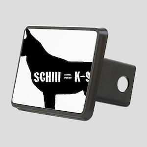 Schutzhund 3 Phd Rectangular Hitch Cover