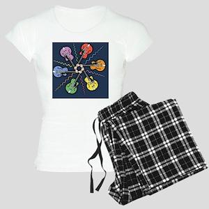 guit-col-wheel-BUT Women's Light Pajamas