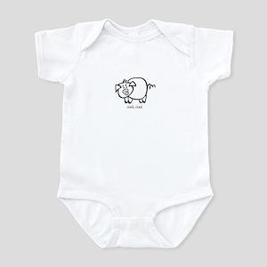 Oink Oink Infant Bodysuit