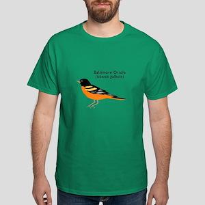 baltimore oriole Dark T-Shirt