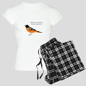 baltimore oriole Women's Light Pajamas