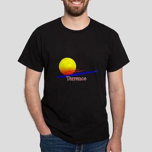 Terrence Dark T-Shirt