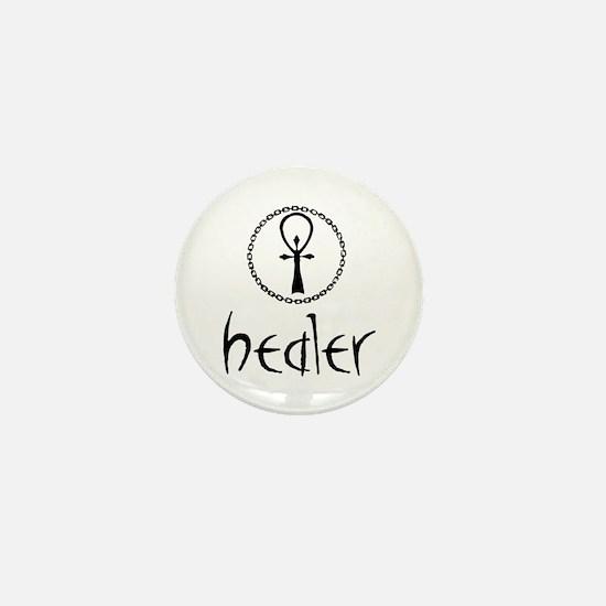 Healer Mini Button