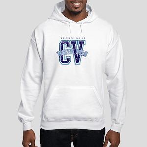 CV Water Polo Hooded Sweatshirt