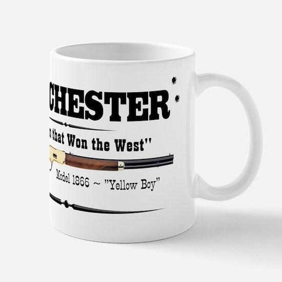 winchestershirt copy Mug