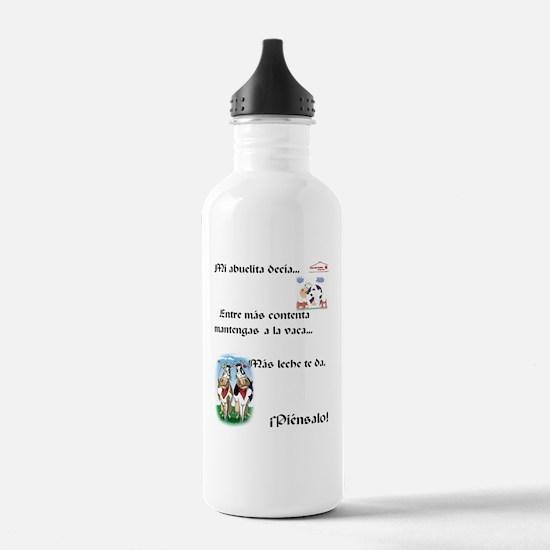 Apron Water Bottle