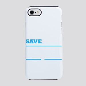 ENGLISH TEACHER save lives iPhone 7 Tough Case