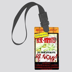 Posterfinal Large Luggage Tag
