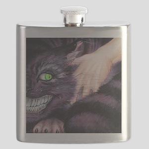 Cheshire Cat Flask