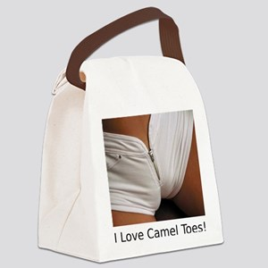 CamelToes Canvas Lunch Bag
