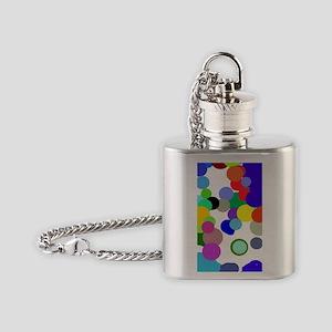Pollock Colin Colors Trans 54 Flask Necklace
