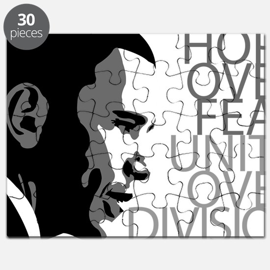 obama_over_division_grey Puzzle