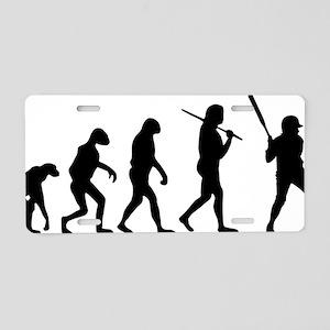 The Evolution Of The Softba Aluminum License Plate