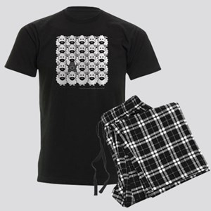 bouvierSheep_mpad Men's Dark Pajamas
