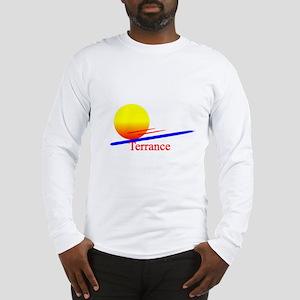 Terrance Long Sleeve T-Shirt