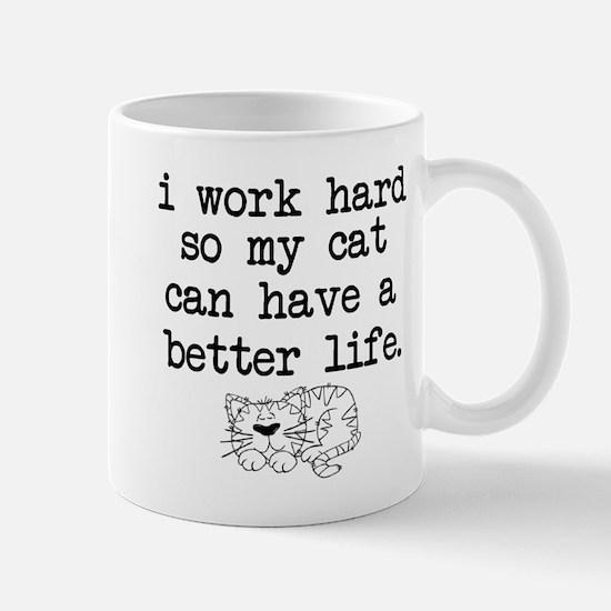 Better Life Mugs