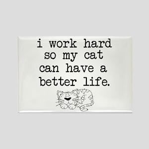 Cat Life Magnets