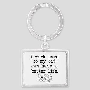 Cat Life Keychains