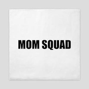 Mom Squad Queen Duvet