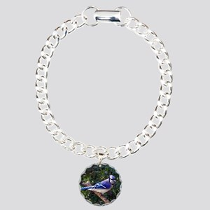 bluejayPil Charm Bracelet, One Charm