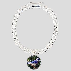 bluejayMP Charm Bracelet, One Charm