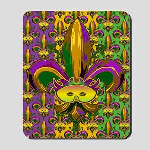 fleurPggMaskFmPat460_ipad Mousepad
