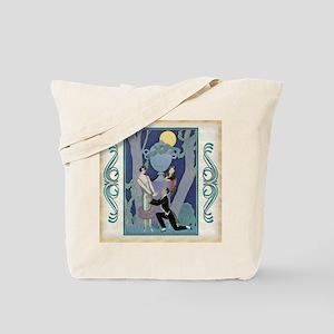Pillow-6-June-Barbier-Love Tote Bag