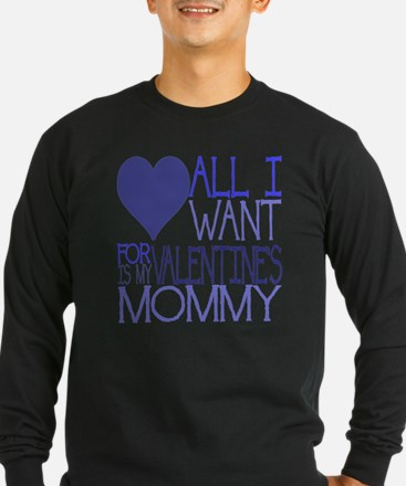 BLUE MOMMY T
